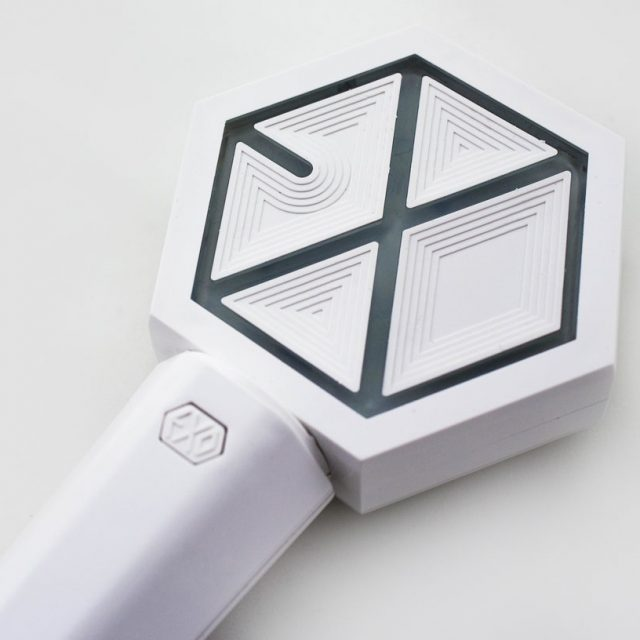 EXO Concert Light Stick Ver.2 (White)