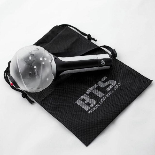 A.R.M.Y BOMB BTS Light Stick Ver.2 For Concerts