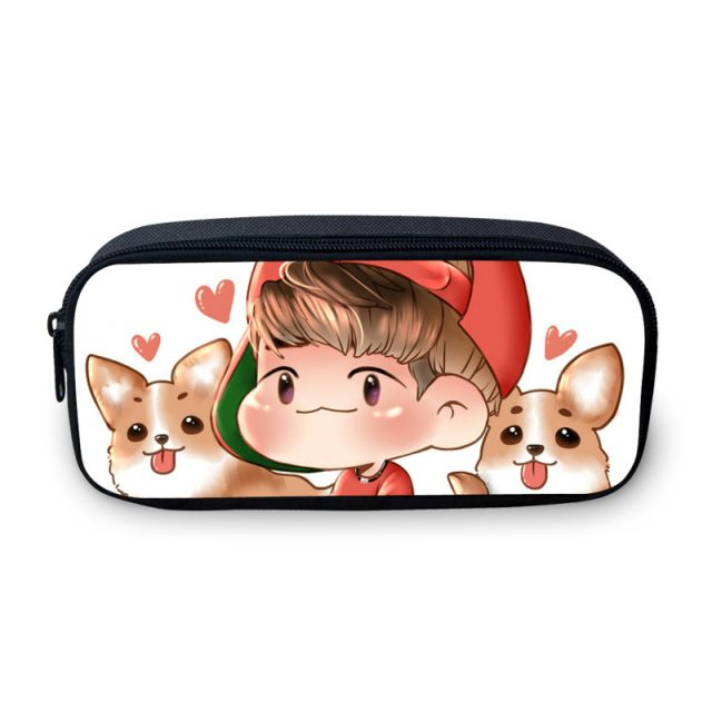 EXO Characters Pencil Case (6 types)