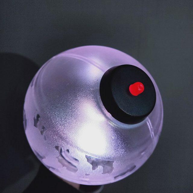 OFFICIAL BTS A.R.M.Y BOMB Light Stick Ver.3