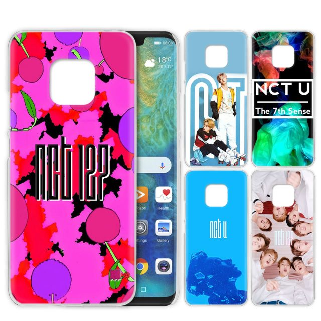 NCT Themed Phone Case for Huawei