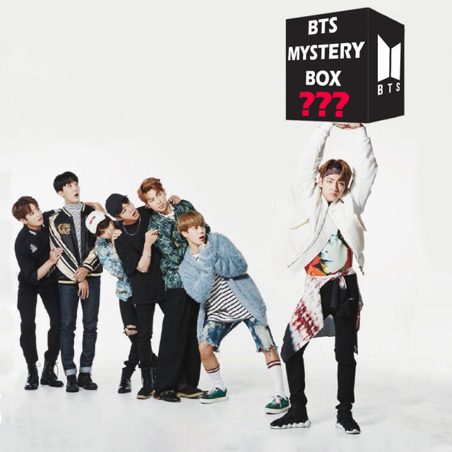 BTS Mystery Box