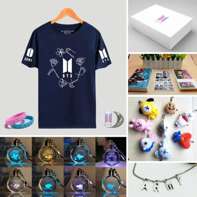 BTS ARMY Box 7pcs