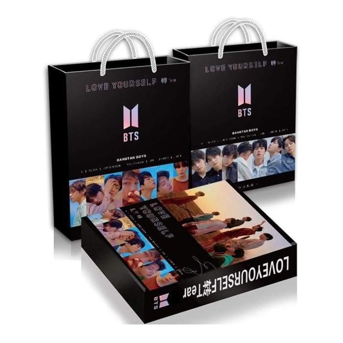BTS Love Yourself 'TEAR' Luxury Gift Set ARMY Box